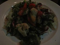 6温野菜のサラダ1@コムーネ