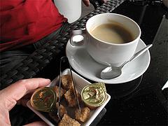 料理:ブレンドコーヒー450円@PALM BEACH R style(パームビーチ アールスタイル)