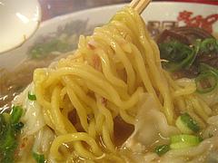 ランチ:昭和のワンタン麺メン@ラーメン・支那そば北熊・福岡空港店