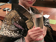 8鶏料理:喜楽長・日本酒・滋賀@焼鳥・sumiyaki燈(炭焼きあかり)・丸太町・京都