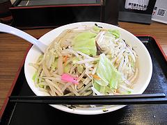 5ランチ:ちゃんぽん650円麺220g野菜550g@伊万里ちゃんぽん・福岡博多店