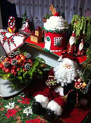 2テーブル@アンディとクリスマス