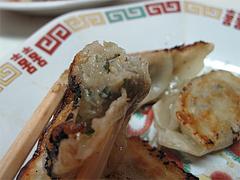 料理:餃子食べる@一番亭ラーメン