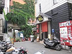 外観:ラーメンハウス引き@LA-麺HOUSE将丸・親富孝通り・天神