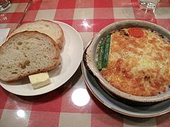 料理:ソフトフランス@グラタン&ドリア・アントン・天神
