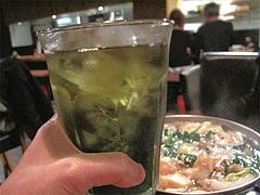 料理:コムタン鍋と茶々@餃子・高砂遊心