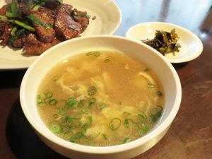 13スープ@晴華楼