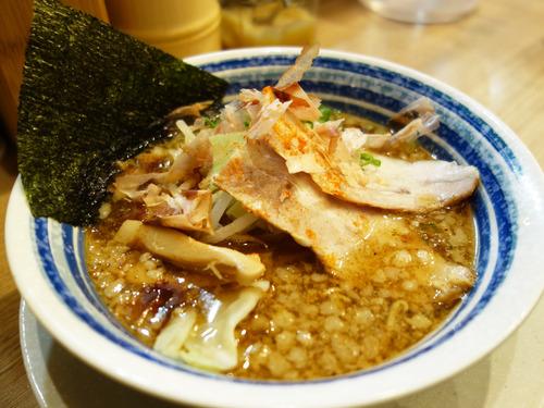 【福岡】意識高い系二郎!魚介満喫ラーメン&つけ麺♪@津多家次朗