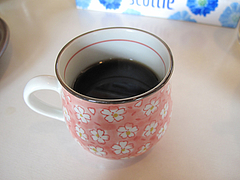 料理:コーヒーおかわり自由@豚々拍子・