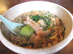 料理:海鮮おこげ600円@喫茶軽食みらい・大楠