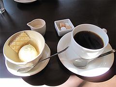 15ランチ:コーヒーとデザート@baby's cafe(ベイビーズカフェ)・ドッグカフェ