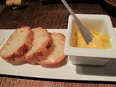 料理:パンとアイオリソース@ピサンリ・フレンチ・春吉