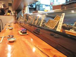 3カウンター@海鮮食堂い志い