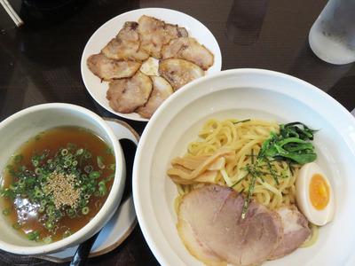 7大江戸つけ麺850円