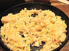 18ランチ:とんこつ飯やきやきなのね@モヒカンらーめん・味壱家・津福本店