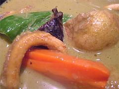 グリーンスープカレー野菜@ココイチ(CoCo壱番屋)
