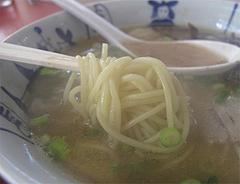 7ランチ:ラーメン麺@再来軒・馬出