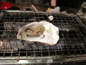 22焼き牡蠣最後@海賊船