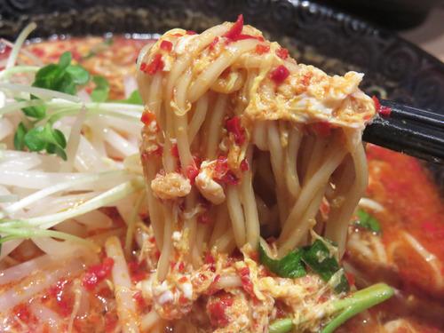 15辛麺最凶麺