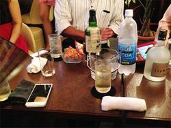 4テーブル席@チャイパブ・来夢(ライム)