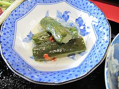 料理:日替の胡瓜甘酢漬け@白頭山天・福岡店