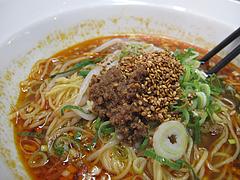 料理:サンラー麺食べる@大名ちんちん・赤坂