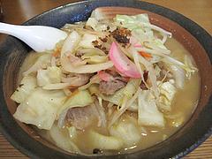 料理:チャンポン単品700円@ちゃんぽんならここ・赤坂店