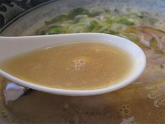 料理:ラーメンスープ@とんこつラーメン・たえちゃん
