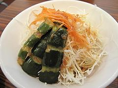 13ランチ:サラダ100円@牛煮込みカレー食堂・ラグーK・清川サンロード商店街