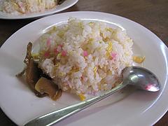 料理:セットのチャーハン@中華料理・福楽軒・清川