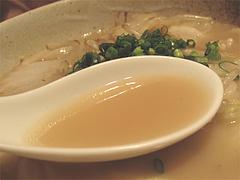 料理:ちゃんどんスープ@もちもち麺工房松・住吉