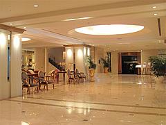 2店内:ホテルロビー@ブルースター・タカクラホテル福岡