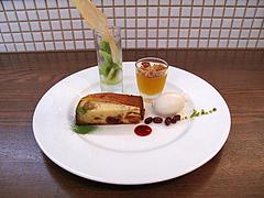 21ランチ:デザートプレート@食堂シェモア・フレンチ・イタリアン・洋食