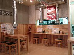 3店内:カウンター席@黒毛和牛ニクゼン・赤坂・大名