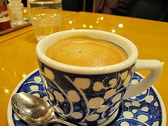 料理:コーヒー@洋麺屋・五右衛門・福岡ソラリア・天神