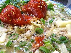 料理:苺一会ラーメンスープ@拉麺空海・雑餉隈駅前店