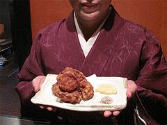 1ランチ:若鶏唐揚げ@居酒屋しょうき・長住店