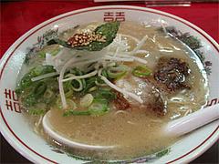 料理:豚らーめん550円@豚と節家