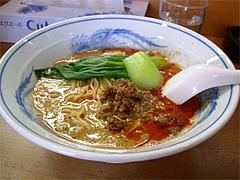 坦々麺全景@タンタン麺(坦々麺)・ベリー・築港