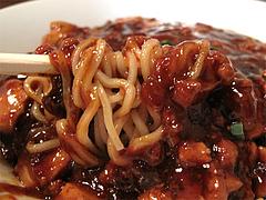 12ランチ:麻婆豆腐麺の細卵ラーメン@チャイナダイニング劉(りゅう)・中華・薬院