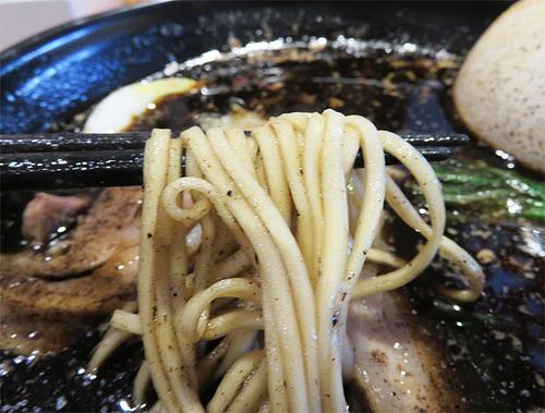 10焦がし味噌麺