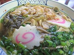 料理:そば450円@はるやうどん・小倉