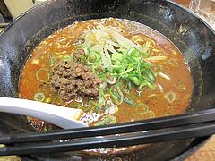 料理:坦々麺550円@大名ちんちん・赤坂