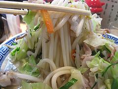 10ランチ:チャンポン麺@長崎亭・薬院店