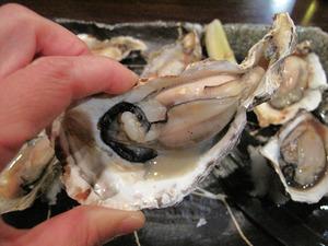 5牡蠣の磯焼き@奏宴