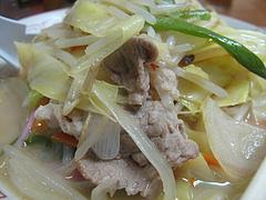 11ランチ:チャンポン具@中華料理・萬品香(マンピンシャン)