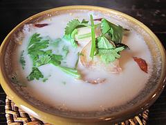 7ランチ:トムカークン@タイ料理・THAI CAFE KATI(タイカフェ・カティ)・京都
