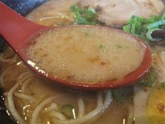 9ランチ:味千ラーメンスープ@熊本ラーメン館・味千拉麺×桂花拉麺・半道橋店