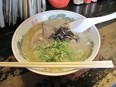 13ランチ:KENZOラーメン480円@屋台KENZO Cafe(ケンゾーカフェ)・きたなトラン
