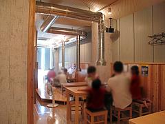 4店内:テーブル席@黒毛和牛ニクゼン・赤坂・大名
